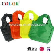 Красочный нейлона 210d упаковка мешок шнурок сумки