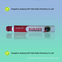 Aluminium&Plastic Packaging Tube for Waterproof Shoe Cream