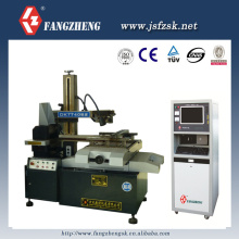 high speed wire cut edm machining tool