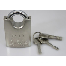 Nickel Plated Vane Shackle Protected Padlock (NSP)
