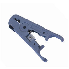 Wire Stripper for Round or Flat Cables