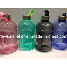 Venta al por mayor 1.89L BPA libera la botella de agua de la aptitud de la gimnasia
