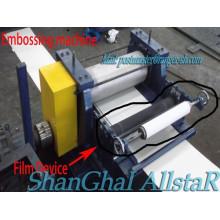 Máquina para el panel de emparedado de grabación en relieve del acero del metal