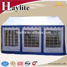 Рекламные крытый дешевые свадебные шатер партии шатер с полом