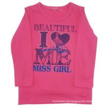 Frühling Kinder Mädchen T-Shirt in Kinderbekleidung