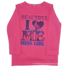 Spring Children Girl camiseta en niños ropa