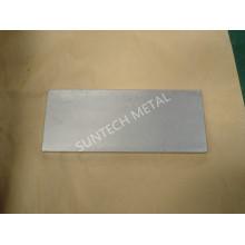 Plaque de titane ASTM B265 Gr. 2
