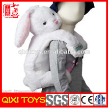 Kaninchen Plüsch Kinder Plüschtier Tasche Schultasche Rucksack