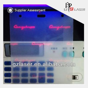 Hologram pvc credit card holder