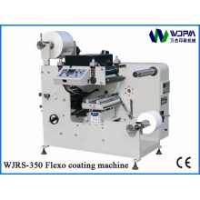 Automatische Beschriftung von Flexo-Beschichtungsanlage (WJRS-350)