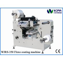 Machine d'enduit rotatif de couleur oone (WJRS-350)
