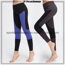 OEM 2016 de alta calidad de rendimiento de las mujeres baratas pantalones de yoga para el deporte
