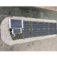 40W Durable Dual Port Solar Usb Charger
