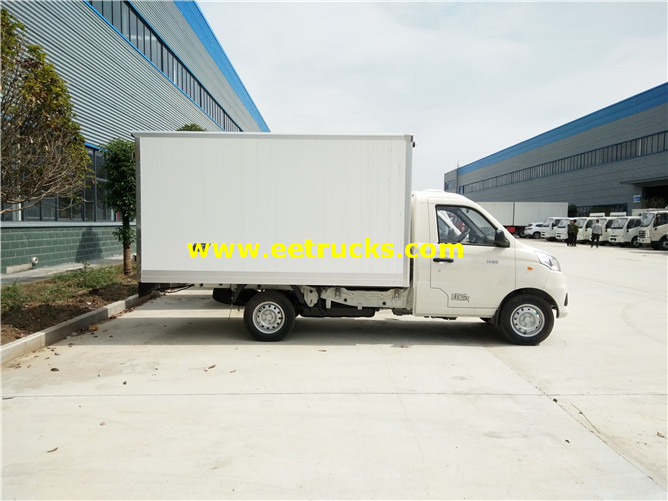 1 Ton Refrigerated Mini Vans