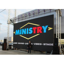 Outdoor Stage LED Display Low Power Consumption