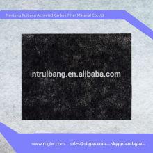 fibra de carbón activado