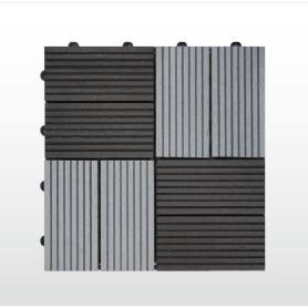 Factory best price composite decking tiles