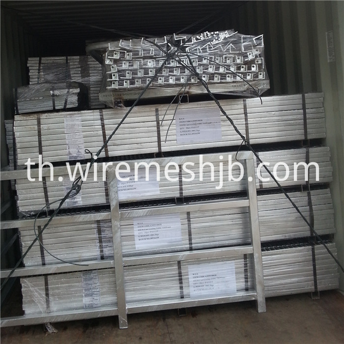 Steel Grating Panels