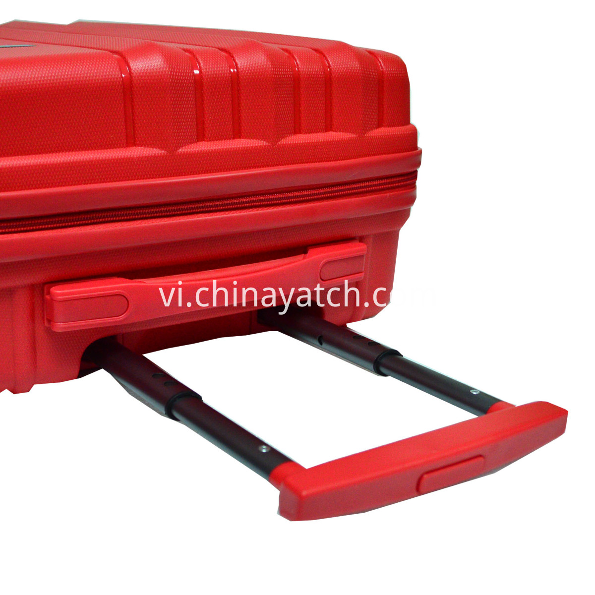 PP spinner suitcase