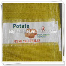 pp virgin mesh bags for onions sack jumbo bag