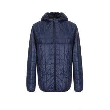 Men's Quilted Winter Jacket