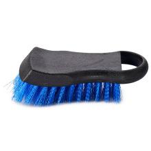 Escova plástica da sapata do cabelo da limpeza dos cuidados com o carro dos PP 15 * 6 * 4CM