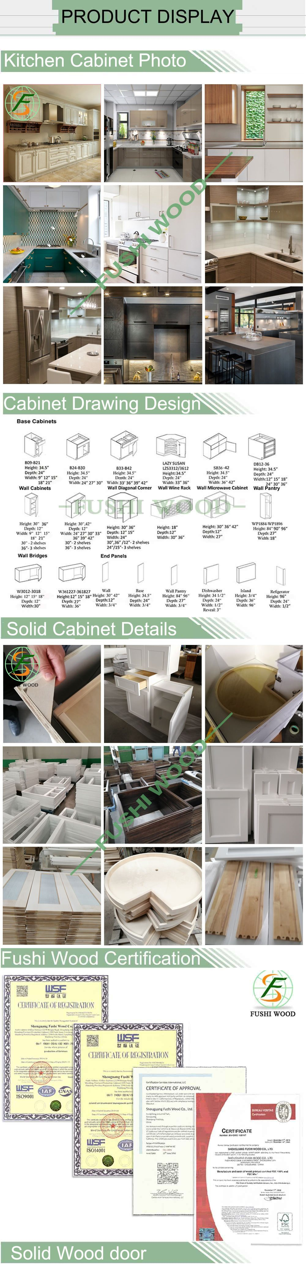 High-Quality-Luxury-PVC-Door-High-Glossy-Lacquer-Solid-Wood-Kitchen-Furniture 2