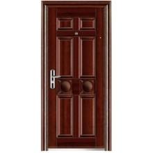 Одностворчатые стальные двери S-351