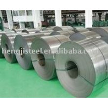 Feuilles d'acier laminées à froid SPCC / SPCD