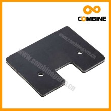 Combine Rubber Paddle 145x110x9mm