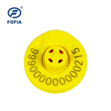 Electronic Ear Tag For Cattle Farm Animals Management