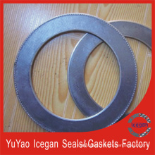 Auto Parts Flexible Graphite Composite Gasket/Reinforced Graphite Gaskets