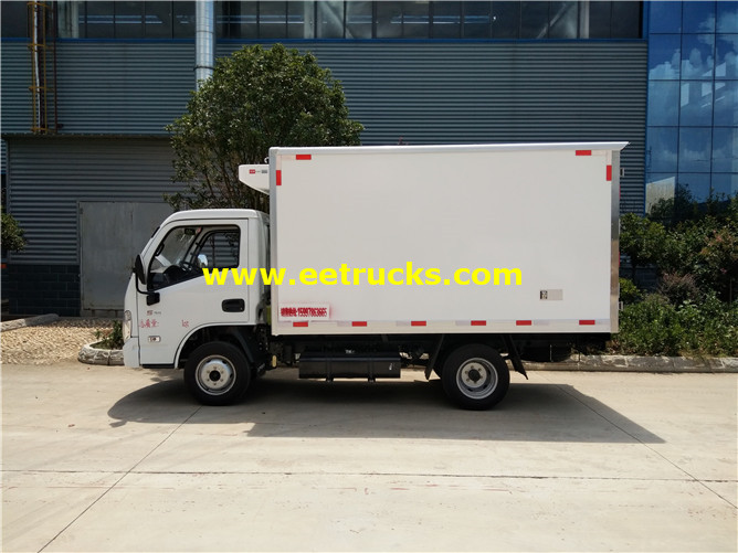2tons Reefer Cargo Van
