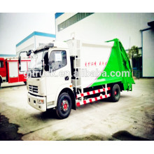 10CBM 4X2 Dongfeng Garbage Truck / camión de eliminación de residuos / camión de recogida de basura / camión de basura / compactador de basura / cubo de basura