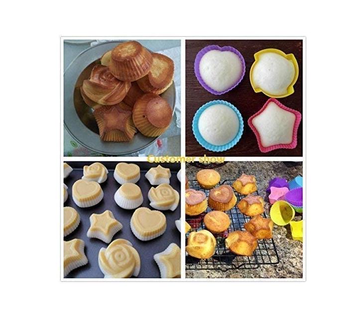 Silicone Cake Molds