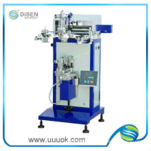 High precision cylindrical screen printing machine