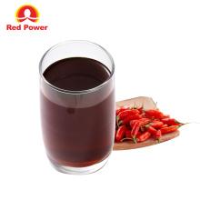 Brix 15% Ningxia Clarified Organic Goji Juice
