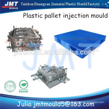 China injection plastic pallet mold manufacturer