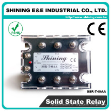 SSR-T40AA-H CE Zero Crossing Solid State Relais 3 Phase 40 Amp SSR