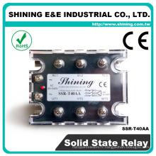 SSR-T40AA-H CE Zéro Crossing Relais à états solides 3 phases 40 ampères SSR
