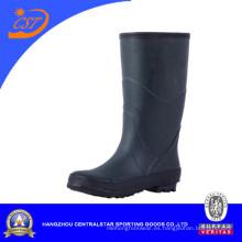 Zapatos de goma de los hombres impermeable para la pesca