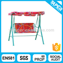 Deluxe 3 seats outdoor swing chair
