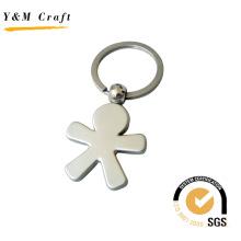 Oval Promotion Metall Schlüsselanhänger Keychain Schlüsselanhänger (Y02335)