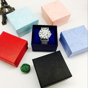 Affordable paper watch boxes