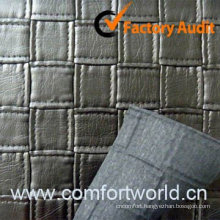 PVC Embossed Leather For Bag Sofa