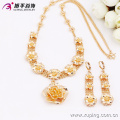 63407-Xuping Fashion Jewelry Set with Necklace and Earring