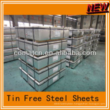 Comat Laminated Tin Free Steel