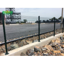 Welded Metal Wire Mesh Triangle Bending Fence