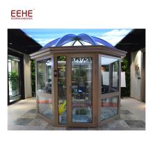 Энергосберегающее закаленное изолированное стекло