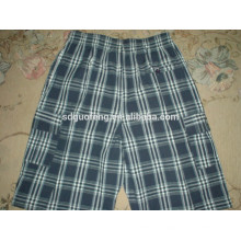 Baumwollgarn gefärbt Check Stoff Y / D für Boxershorts